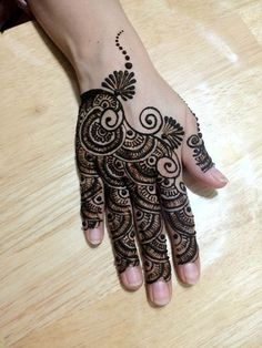 15+ Cute Gujarati Mehndi Designs with Pictures   Styles At Life