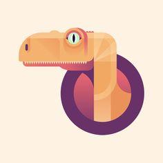 Raptor on Behance
