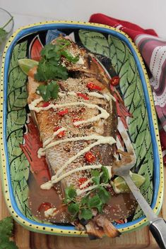 This is a quick and easy way to BBQ Snapper just add Miso, Sesame and Kewpie Mayonnaise for the perfect seafood feast. Kewpie Mayonnaise, Gluten Free Chilli, White Miso, Grill Plate, Christmas Lunch, Ginger And Honey, Toasted Sesame Seeds, Bbq Ideas, Kitchen Stories