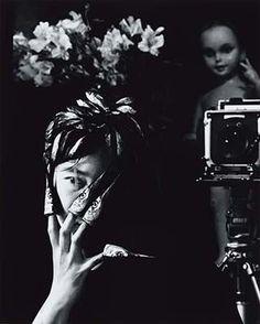 Michiko Kon, 'Self Portrait #3' 1955