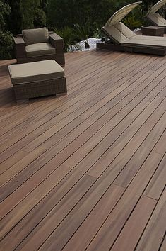 Composite wood deck, Fiberdeck Source by cdricdupui