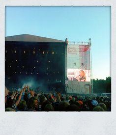 PMMP - Ruisrock 2013 Finland, Festivals, Times Square, Hate, Winter, Music, Travel, Winter Time, Musica