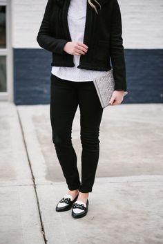 Parisian Style    Bows & Sequins