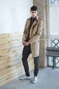 Zara Man September lookbook