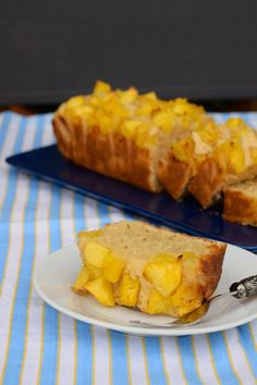 Buttermilk Coconut Pineapple Bread