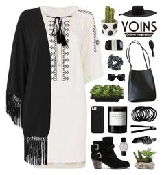 """""""Yoins 21"""" by novalikarida ❤ liked on Polyvore featuring Lux-Art Silks, Lanvin, H&M, T3, American Apparel, Byredo, Topshop, vintage, yoins and yoinscollection"""
