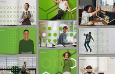 Strategic brand system and visual identity for Huntington National Bank Bank Branding, Employer Branding, Branding Agency, Graphic Design Branding, Corporate Design, Brand Manual, Brand Book, Catalog Design, Design Language