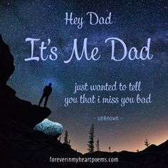 I miss you papa. Dad In Heaven Quotes, Miss You Dad Quotes, Daddy I Miss You, Rip Daddy, Daddy Quotes, I Love My Dad, Missing Dad In Heaven, Missing Dad Quotes, True Quotes