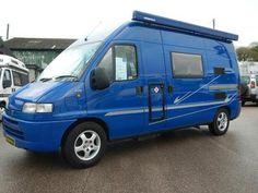 2002 IH MOTOR CAMPERS OREGON fiat ducato maxi Diesel in Totnes | Auto Trader Motorhomes