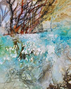 Ann Blockley -Watercolour Artist
