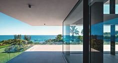 CJC Architecture   Summer House   Contemporary   Timeless   Balcony   View   Algarve
