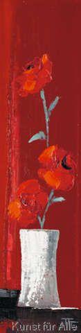 Bernard Ott - Bouquet rouge