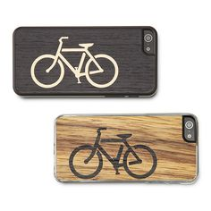 BICYCLE WOODEN IPHONE CASE | | UncommonGoods