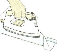 Steam Iron, Light Touch, Making Life Easier, Tape, Wool, Sewing, Dressmaking, Couture, Duct Tape
