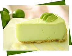 Key Lime Cheesecake (low carb)
