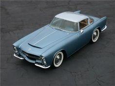 Dodge Zeder (Bertone), 1953