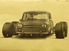 Mini, Mini Cooper.