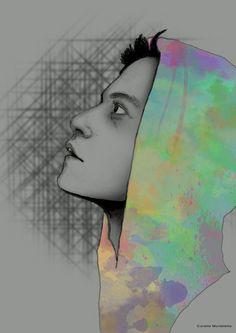 Elliot Alderson, Mr Robot, Rami Malek Crédit : Coralie Mortelette / Wincheslock