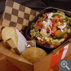 Food Box | Box Lunch Catering Chicago | Lunch Menu | a Food For Thought Enterprise
