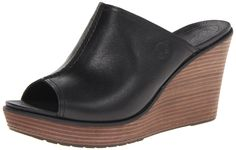 Timberland Women's Danforth Wedge Sandal ** Don't get left behind, see this great product : Wedges Shoes