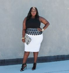 STYLE JOURNEY: CLASSIC BLACK AND WHITE