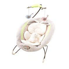 Fisher-Price Snugabunny Bouncer If it wasn't for this awesome bouncer ($65), I wouldn't have had a minute to myself during the first few months of having my newborn. She loved sitting and watching the birds as she bounced and bounced. — Sarah Lipoff, contributing editor
