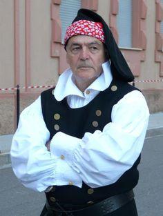 Sardinian man