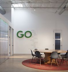 A Look Inside greenlight's Cool Dallas Office - Officelovin'