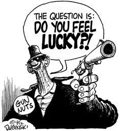 Cowed by the Gun Nuts II