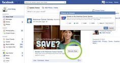 Donate to Nonprofits Through Facebook