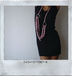 """a brincar la cuerda"" multi option necklace, jewellery by Maria Solorzano. on sale"