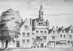 Markt Geertruidenberg Anno 1500