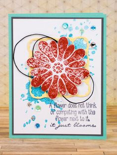 Fun Stampers Journey Scrapbook Expo make and take