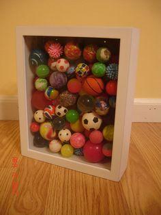 Super Mario Christmas Ornaments Set of 4 Plastic Balls Multi Color New