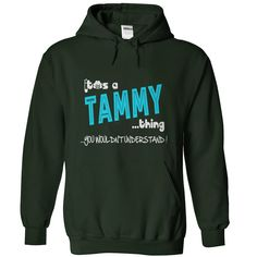 Its a TAMMY thing !