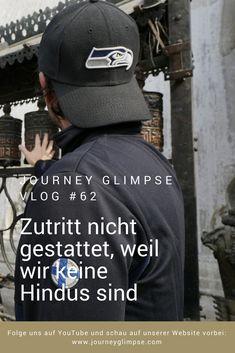 Auf unserer Tour durch Kathmandu dürfen wir einen Ort nicht betreten. Dabei handelt es sich um das grösste Heiligtum für die Hindus. Nepal, Journey, Hindus, Youtube, Places, Viajes