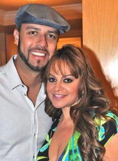 Jenni Rivera and Esteban Loaiza -YECISANCHEZ