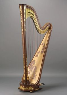 This is the harp I want so badly.
