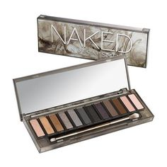 Naked Smoky Eyeshadow Palette ($54) ❤ liked on Polyvore featuring beauty products, makeup, eye makeup, eyeshadow, beauty, urban decay, naked, palette eyeshadow, urban decay eye shadow und urban decay eyeshadow