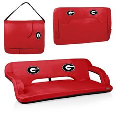 Georgia Bulldogs Tailgating Couch - Reflex by Picnic Time I totally need this