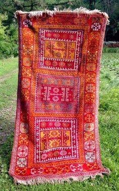 Old Antique adıyaman Anatolian Carpet Rug Tappeto ca. 1920   eBay