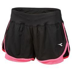 Dual - Short de course pour femme Courses, Gym Shorts Womens, Sports, Fashion, Woman, Hs Sports, Moda, Fashion Styles, Sport