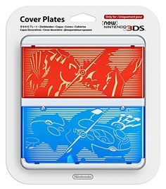 New Nintendo 3DS Cover Plate No. 40 - Pokemon Omega Ruby and Alpha Sapphire, http://www.amazon.com/dp/B00OJYFP4Y/ref=cm_sw_r_pi_awdm_VdYuxb7K8DP5Y