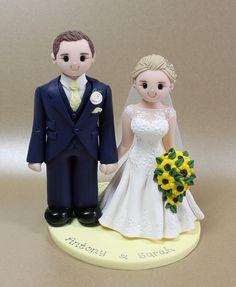 Bride and Groom - Artlocke Designs