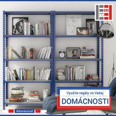 Farba, konštrukcia, dizajn a záťaž. Celokovové regály profilu L sú vhodné aj do  Vašej domácnosti a svojim pestrým dizajnom budú vynikať kdekoľvek a nič tým nepokazíte! V prípade otázok je Vám Majster regál plne k dispozícii na 0800 600 655!  https://www.majster-regal.sk/bezskrutkove-regaly/l-profil.html #majsterregal #domácnosť #regále #dizajn