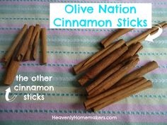 Cinnamon Sticks for Summertime ~ 10 Great Uses and 10 FREE Cinnamon Sticks (Through Wednesday Only! Make Vanilla Extract, Cinnamon Extract, Cinnamon Apples, Cinnamon Sticks, Infused Sugar, Ceylon Cinnamon, Citronella Candles, Frozen Pineapple, Pancakes And Waffles