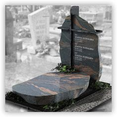 Memorial Stones, Memorial Park, Outdoor Kitchen Design, Cemetery, Diy Furniture, Stone, Stones, Handmade Furniture