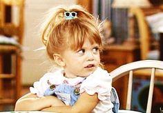 Ashley Olsen as Michelle Tanner
