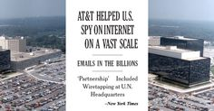 """Tell President Obama: Come clean about AT&T's """"extreme willingness to help"""" the NSA"""