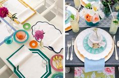 tablescapes for summer - Google Search